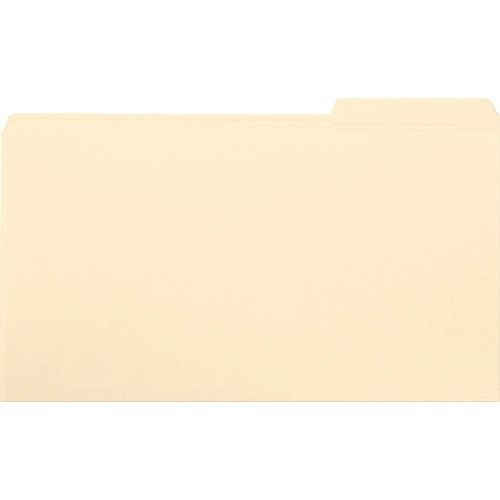 SMD37276 Smead 37276 Manila End Tab Fastener File Folders with Reinforced Tab