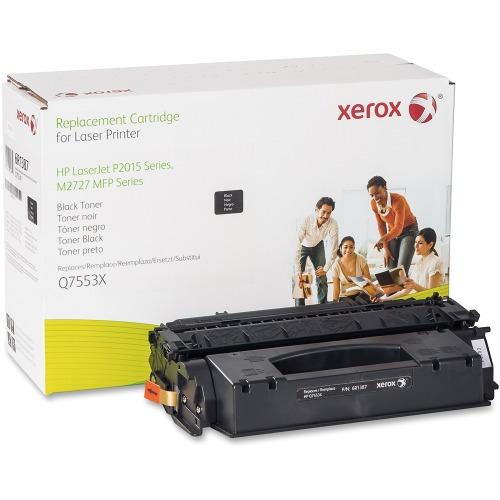 2pk HP Q7553X 53X Genuine New Toner Cartridge Dual Pack