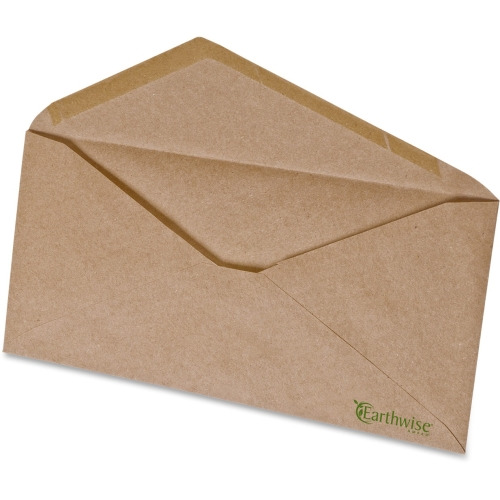 Pendaflex No 10 Recycled Kraft Envelopes, Business - #10 - 9 1/2