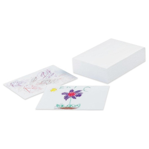 STRATHMORE PACON PAPERS 400108 DRAWING SMOOTH SURFACE SPIRAL 24 SHEETS 80LB...