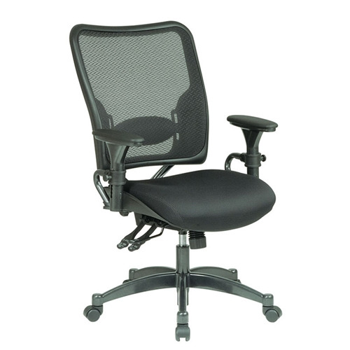 Office Star Space Air Grid 6806 Dual Function Manager Chair