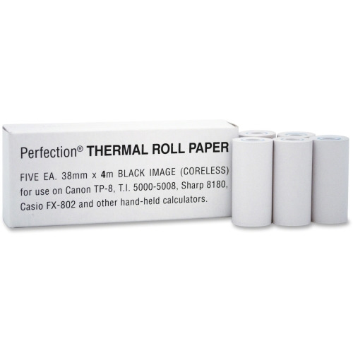 Pm Company PM Perfection Receipt Paper, For Direct Thermal Print - 1 50
