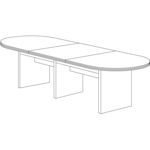 DMi Fairplex EX Expandable Conference Table DMIEX - Expandable conference room table