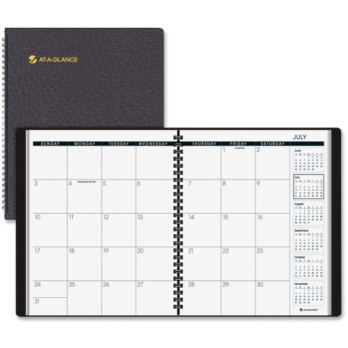 acco at a glance academic planner aag7007405 shoplet com