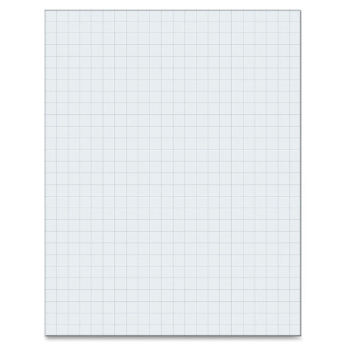 Pacon Line It Up Graph Ruled Poster Board 28 X 22 Quot