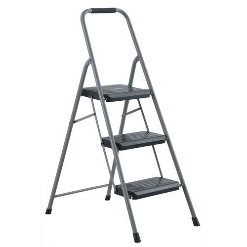 Admirable Louisville Ladder Louisville 3 Steel Domestic Step Stool Evergreenethics Interior Chair Design Evergreenethicsorg