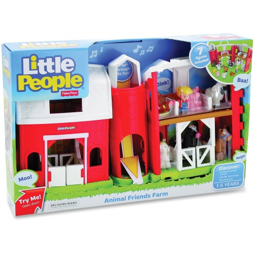 Little People Fisher Hear Animal Sounds And Music Everything