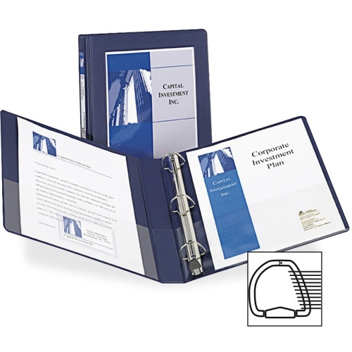 Avery Framed View Heavy Duty Binders With One Touch EZD