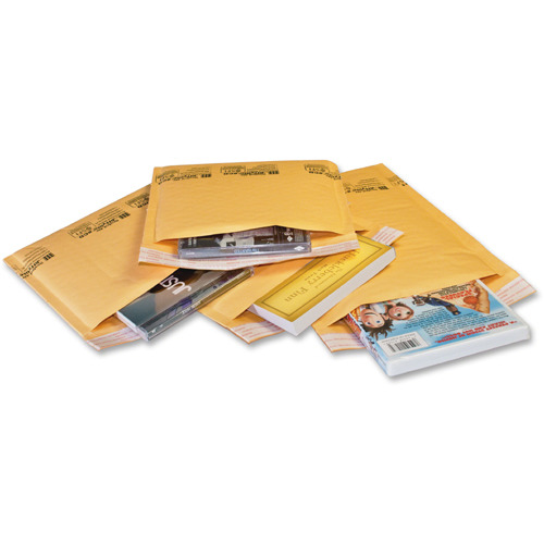 Jiffy Mailer Laminated Air Cellular Cushion Mailers Padded 0