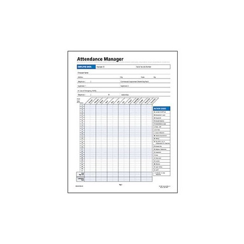 Socrates Daily Attendance Manager Form SOMHR Shopletcom - Socrates legal forms