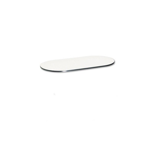 HON Racetrack Conference Table Top WTMold Edge HONLAEQP - Hon racetrack conference table