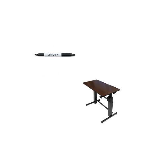 Ergotron Inc Workfit Shoplet Exclusive Value Kits D Sit Shoplet Com