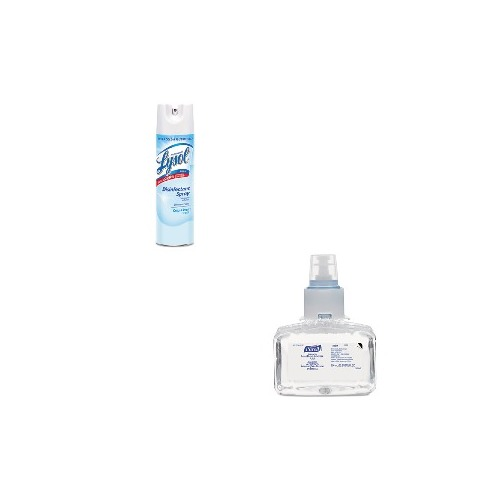 Purell Advanced Instant Hand Sanitizer Foam Goj130503ct