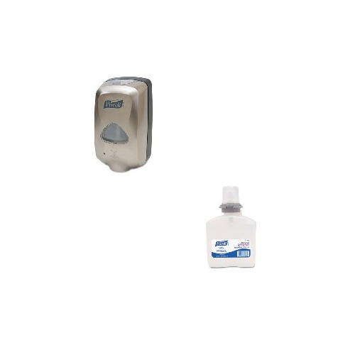 PUREL TFX TOUCH FREE AUTOMATIC DISPENSER 1200ML 2720-645