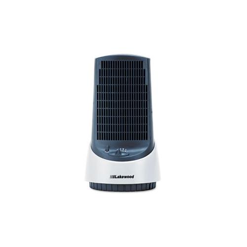 lakewood 14inch threespeed mini tower oscillating fan