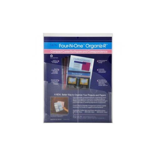 Lion Office Products, Inc FOUR N ONE ORGANIZ R 4 Pocket