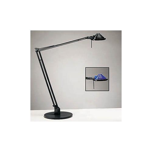 Luxo Concentrolite Halogen Swing Arm Desk Lamp