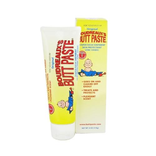 Boudreaux's Butt Paste Diaper Rash Treatment Boudreaux's