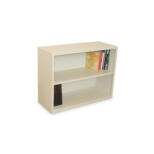 Marvel Ensemble Two Shelf Bookcase With 1 Adjustable Shelf And 4 Adjustable  Leveling Glides