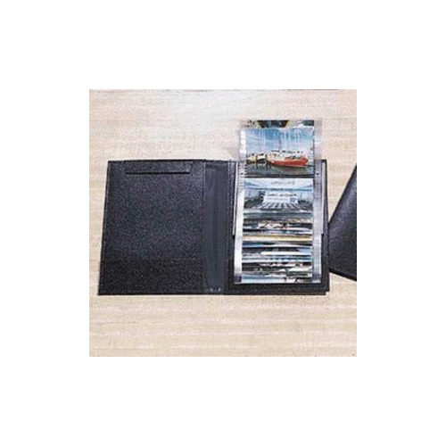 Century Flip File Photo Album For 4 X 6 Inserts 25 Clear Sleeves