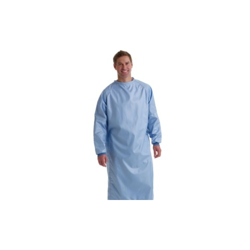 Medline 2-Ply Blockade Surgeons Gowns,Misty Green,Extra Large ...
