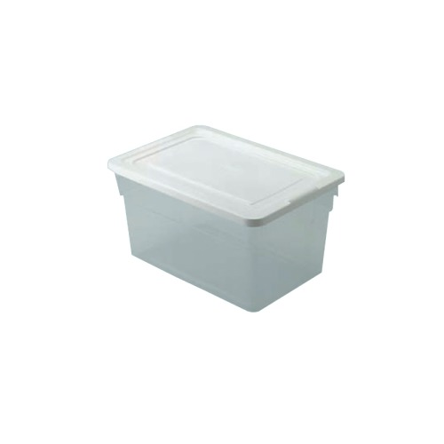 Rubbermaid Roughtote Clear Storage Boxes