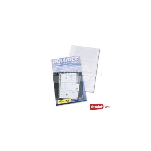 rolodex refill pages for small business card binder - Business Card Binder