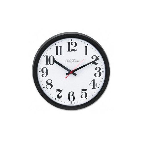 seth thomas wall clock Seth thomas Oscar Wall Clock   SET711   Shoplet.com seth thomas wall clock