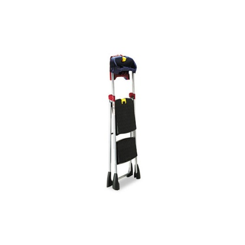 Pleasing Cosco Pro Tech Ii Work Platform Folding Step Stool Ncnpc Chair Design For Home Ncnpcorg