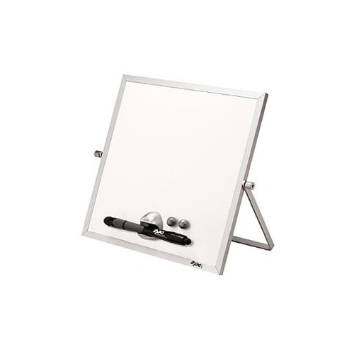 Expo Easel-Back Dry Erase Board with Brushed Aluminum Frame ...