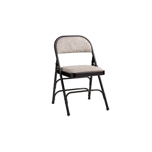 Miraculous Samsonite 2900 Series Commercial Grade All Steel Fabric Padded Folding Chair Theyellowbook Wood Chair Design Ideas Theyellowbookinfo