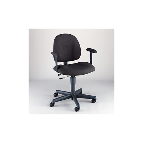 United Chair 90u0027s NS Series Swivel Task Chair With Variable Pitch Seat