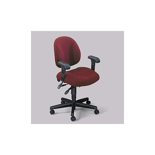 Charmant United Chair 90u0027s Series Black Molded Adjustable Arms For NSX10 High  Performance Chairs