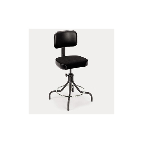 United Chair Traditional Series Spring Back Swivel Stool