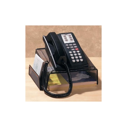 ELDON OFFICE PRODUCTS Expressions Mesh Telephone Stand