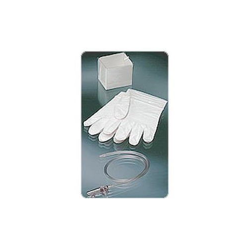 Bard Home Health Div Suction Catheter And Glove Kit, 14 fr 22