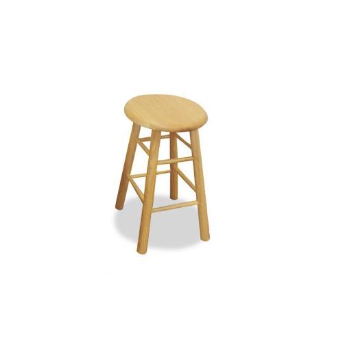 Wood Drafting Stool virco 123 series all wood drafting stool - vir12324natoak