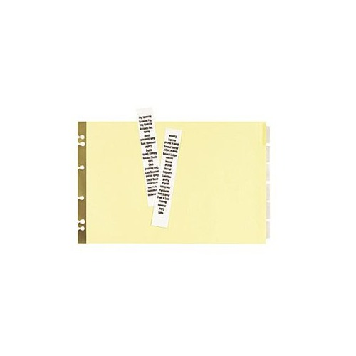 avery insertable tab post binder dividers ave11632 shoplet com